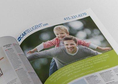Cartelligent Magazine Ad