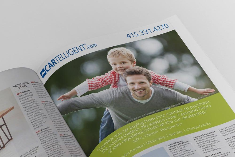 Marin Magazine Ad