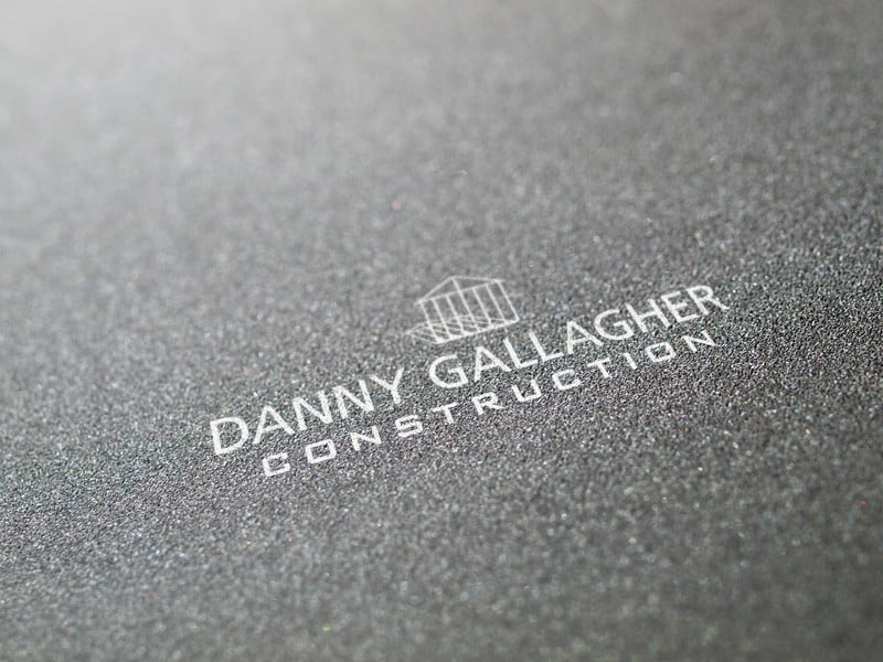 Danny Gallagher Construction Logo